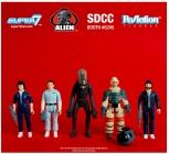 Super7 SDCC 2013 Exclusive Alien ReAction Figures