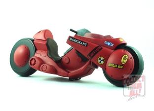 Kaneda's motorcycle from Akira by McFarlane Toys