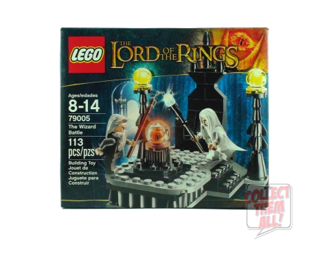 LEGO Lord of the Rings The Wizard Battle Set (#79005)