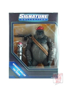 DC Signature Collection Monsieur Mallah and the Brain