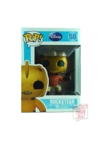 Funko Pop Figure Disney's The Rocketeer
