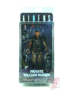 NECA's Aliens Private William Hudson